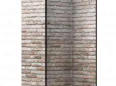 Paraván - Elegant Brick [Room Dividers]